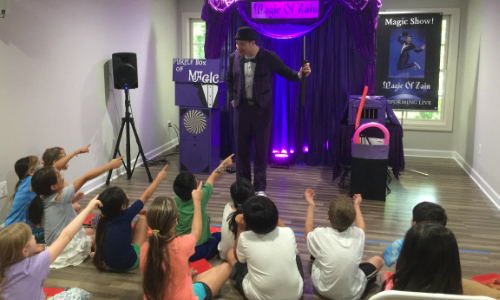 kids birthday party entertainment ideas home